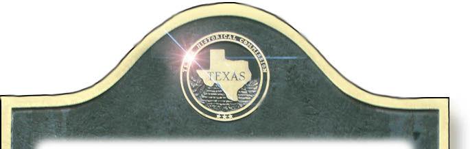 Texas Historical Marker